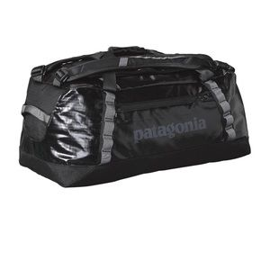 NWT Patagonia black hole duffel bag 45L
